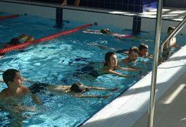Plavecké soustředění ŠSK – srpen 2016