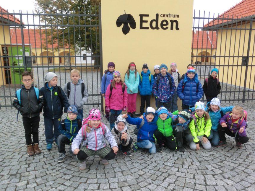 Výlet do bystřického Edenu – 3. A