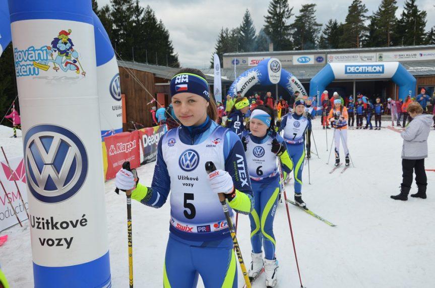 Český pohár žactva v běhu na lyžích