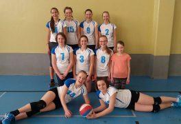 Okresní turnaj – volejbal starších žákyň