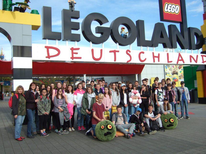 Pohodový den v Legolandu
