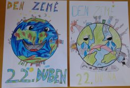 Den Země ve 3. A