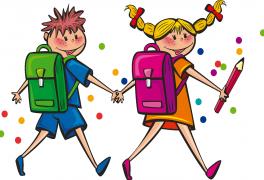 Začátek školního roku v pondělí 4. 9. 2017