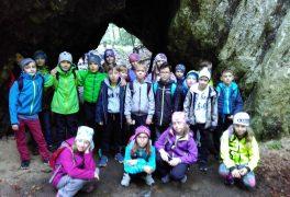 Moravský kras – Punkevní jeskyně