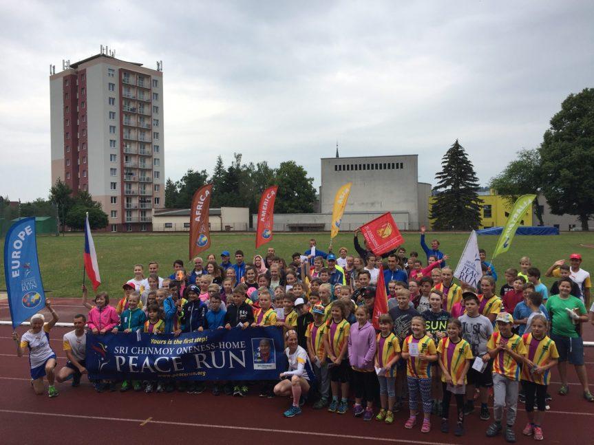 Mírový běh 2018