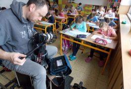Natáčení videoklipu k písni Ondřeje Rumla