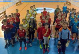 Florbalové meziškolní bitvy roku 2018
