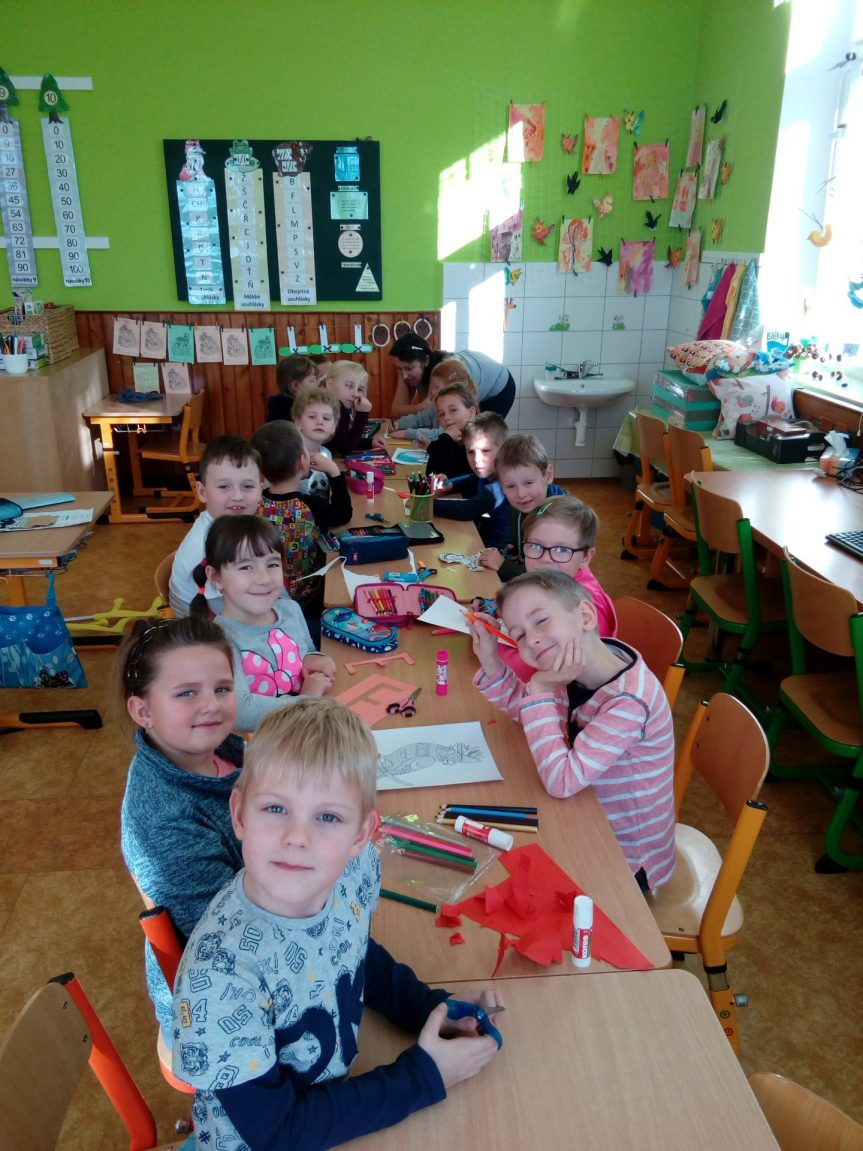 Předškoláci v Pohledci