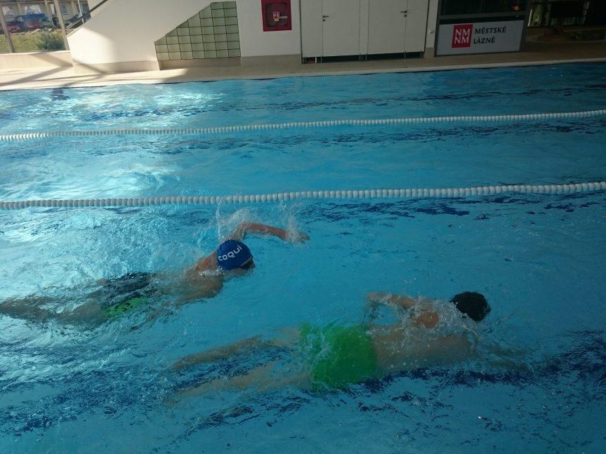 Výuka plavání ve ŠSK