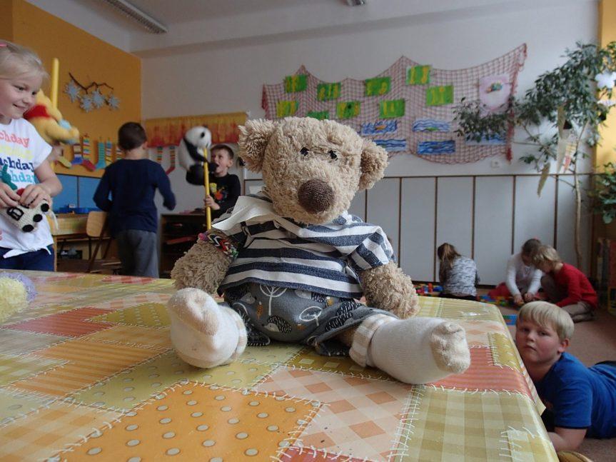 Medvídek Lumpík