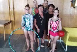 ŠSK – moderní gymnastika